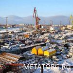 Порт Коротчаево Новый Уренгой , доставка металлопроката!