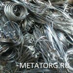Нихром лом, цена за 1 кг, прием лома Х20Н80, Х15Н60
